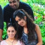 Rahul, Hansika & Ashi…for being Saraswati's amazing friends who provided fantastic company that made me want to skip the Gocunda Fort just so I can hang out more with you. See you in Punjab! Balle Balle! 7/27/10