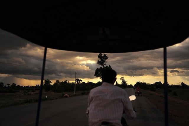 Saying Goodbye To Cambodia…