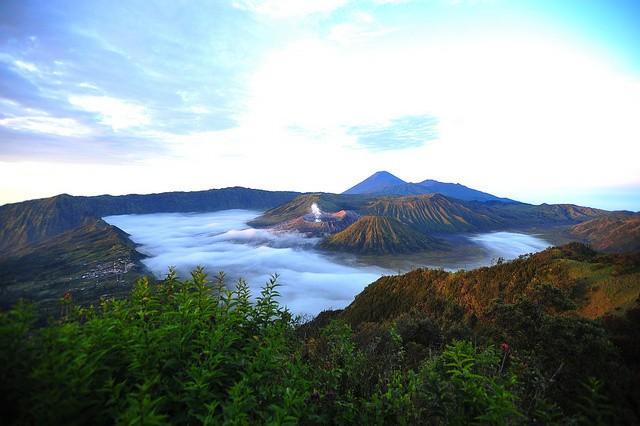 A Sunrise At The End of The World: Gunung Bromo