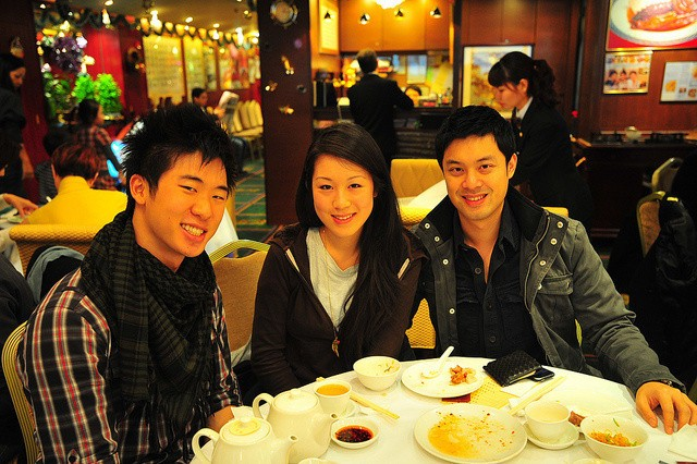 Dim Sum For The Soul (And The World's Longest Escalator System)
