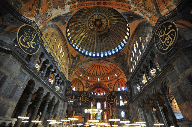 Blessed Are My Eyes: Hagia Sophia