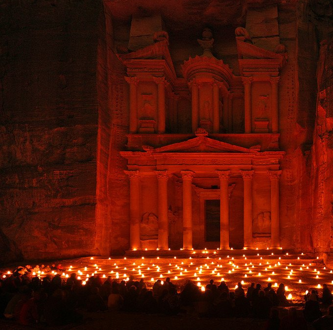 Where Do Dreams Come From? Petra