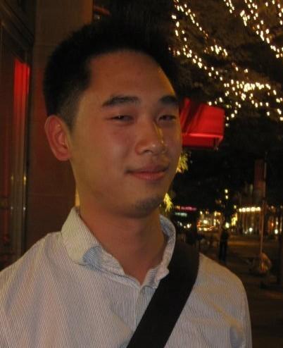 "Simon ""The Gamechanger"" Lu: Long Island City, NY; Polytechnic University '07"