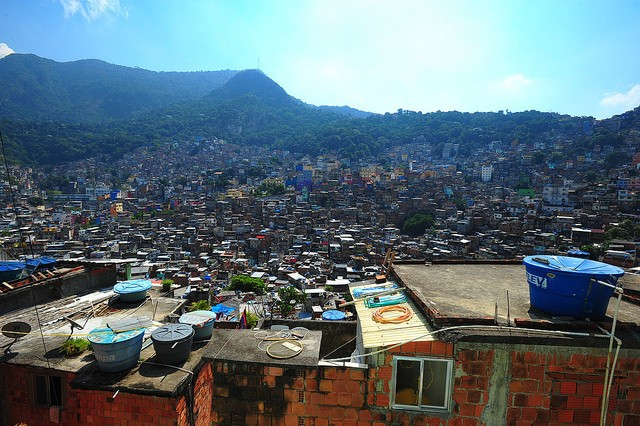Into The Favelas