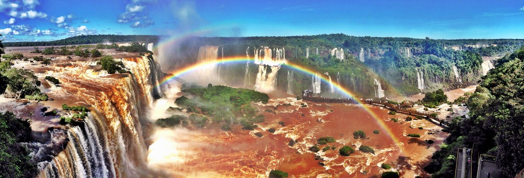 Iguazu Falls 3 Countries In 1 Day The Monsoon Diaries