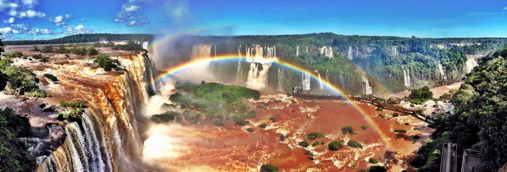 Iguazu Falls: 3 Countries In 1 Day
