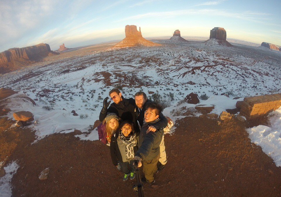 Monuments To The Gods: Monument Valley, AZ/UT
