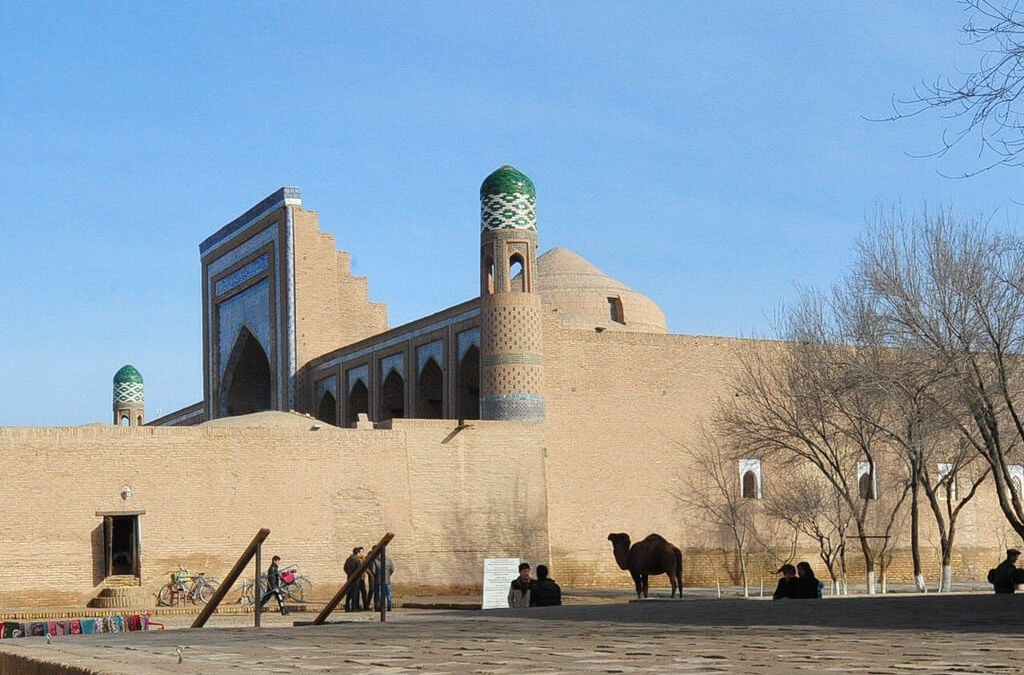 Khiva: A Journey Through Time