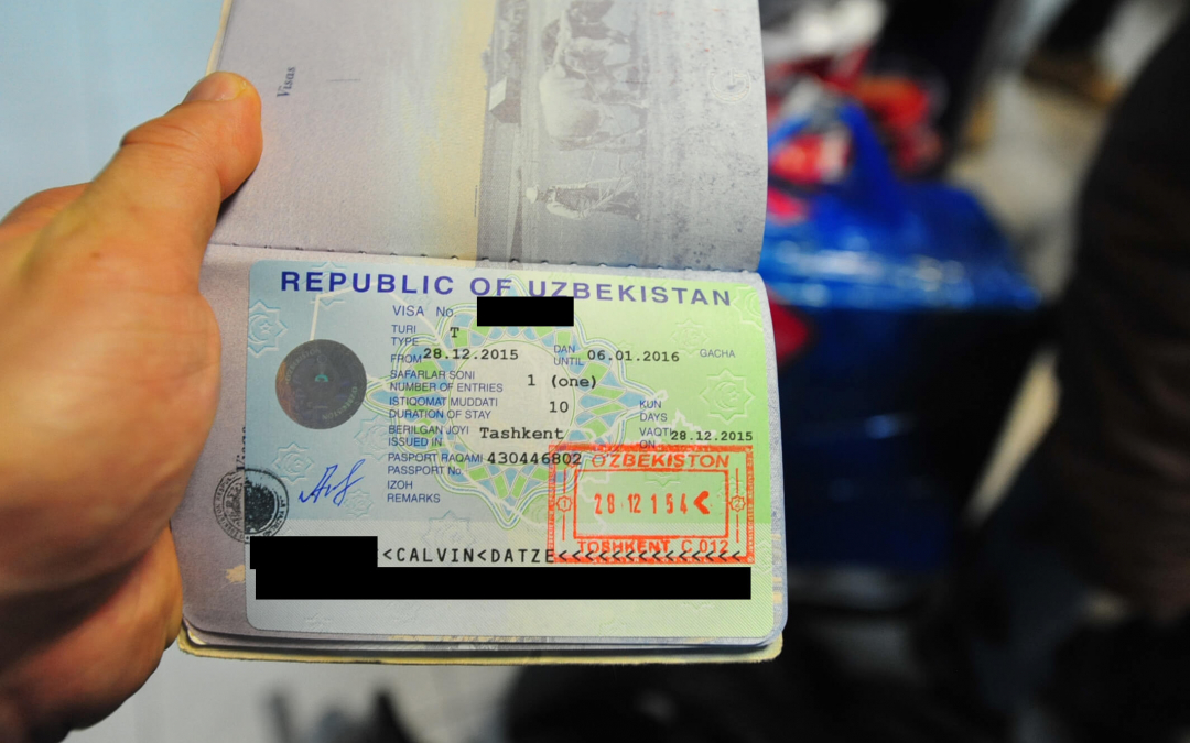 Opportunities In Turkmen Rejection: The Uzbekistan Visa On Arrival Loophole…For Americans