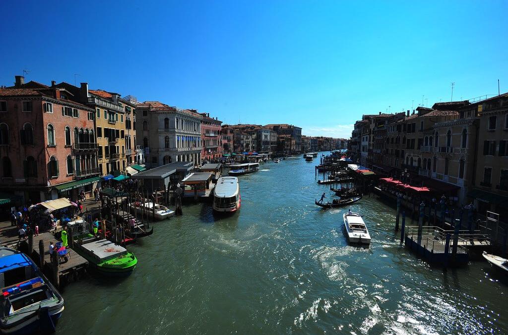 Veni, Vidi, Venezia!