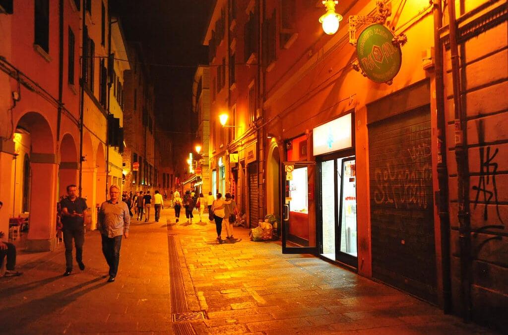 Bolognese In Bologna