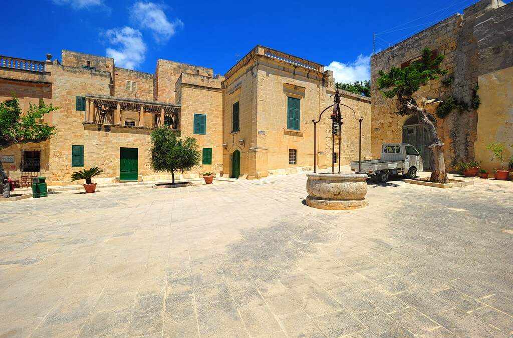 Landing At King's Landing: Mdina