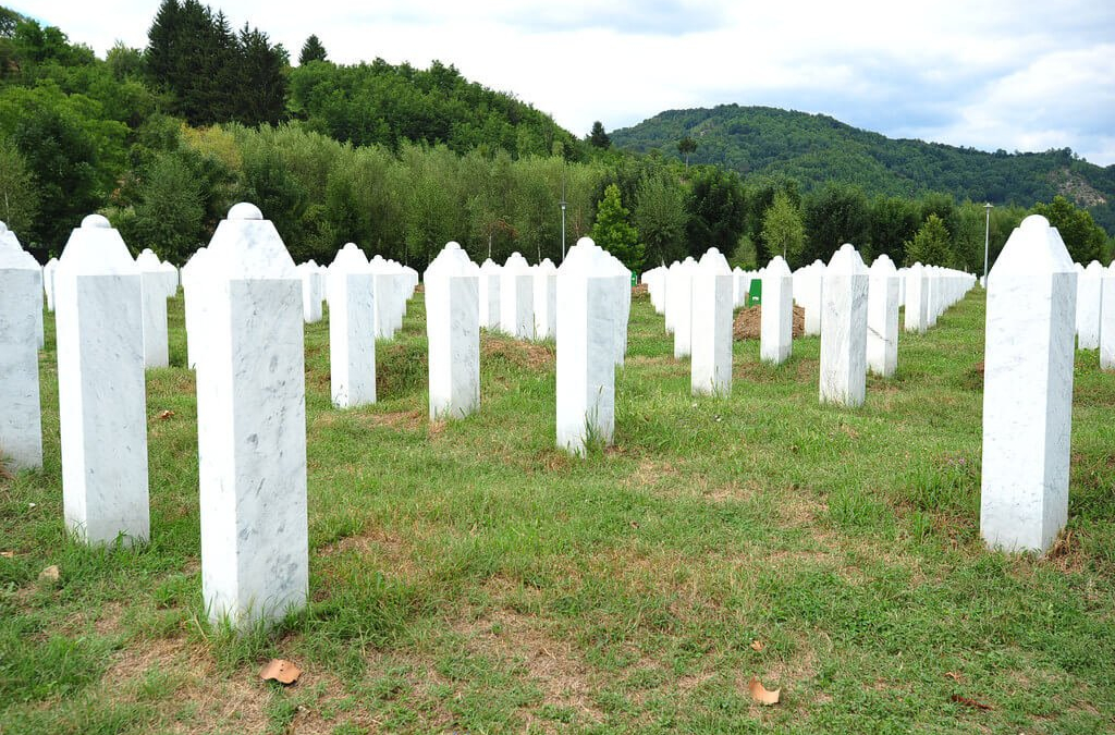 From Belgrade To Sarejevo Via Srebrenica: Memories Of A Massacre