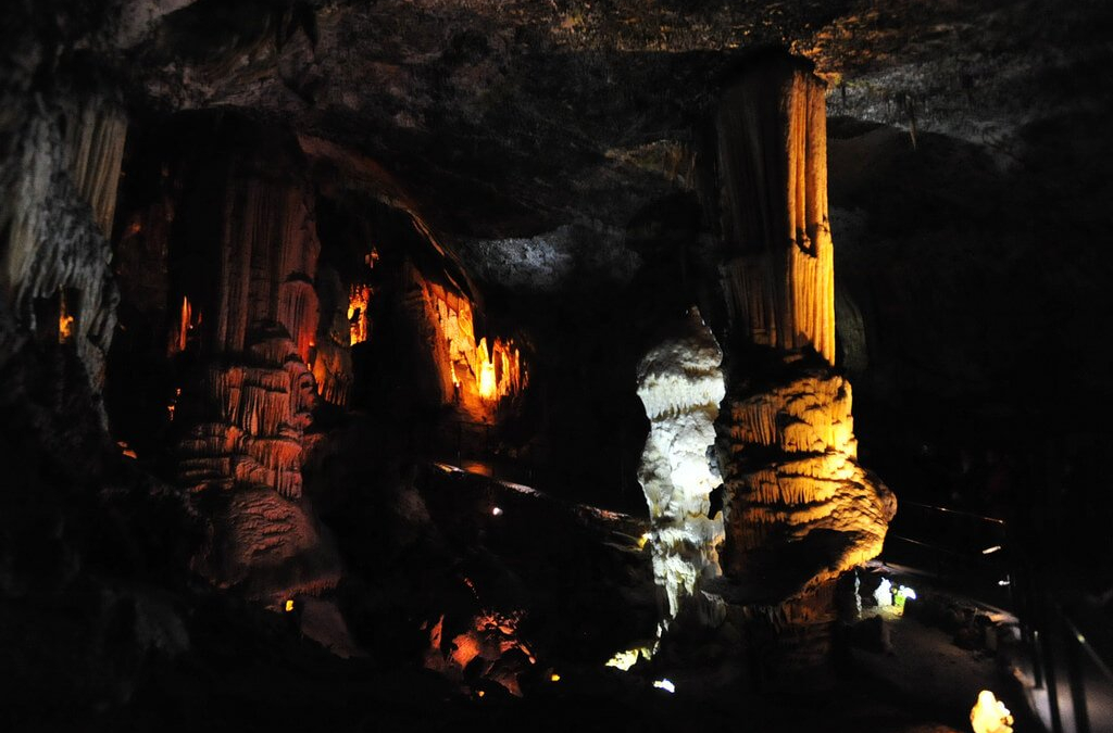 The Postojna Caves: 24,000m Of Awesome