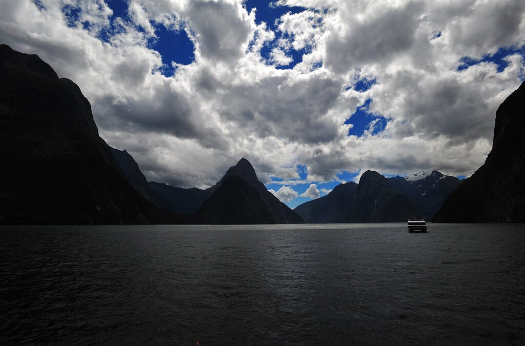 Milford Sound By Land, Sea, & Air