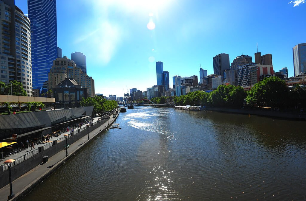 2 Hours In Melbourne