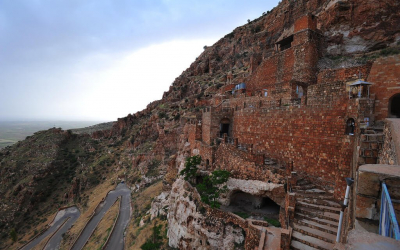 Alqosh: Vestiges Of Assyria