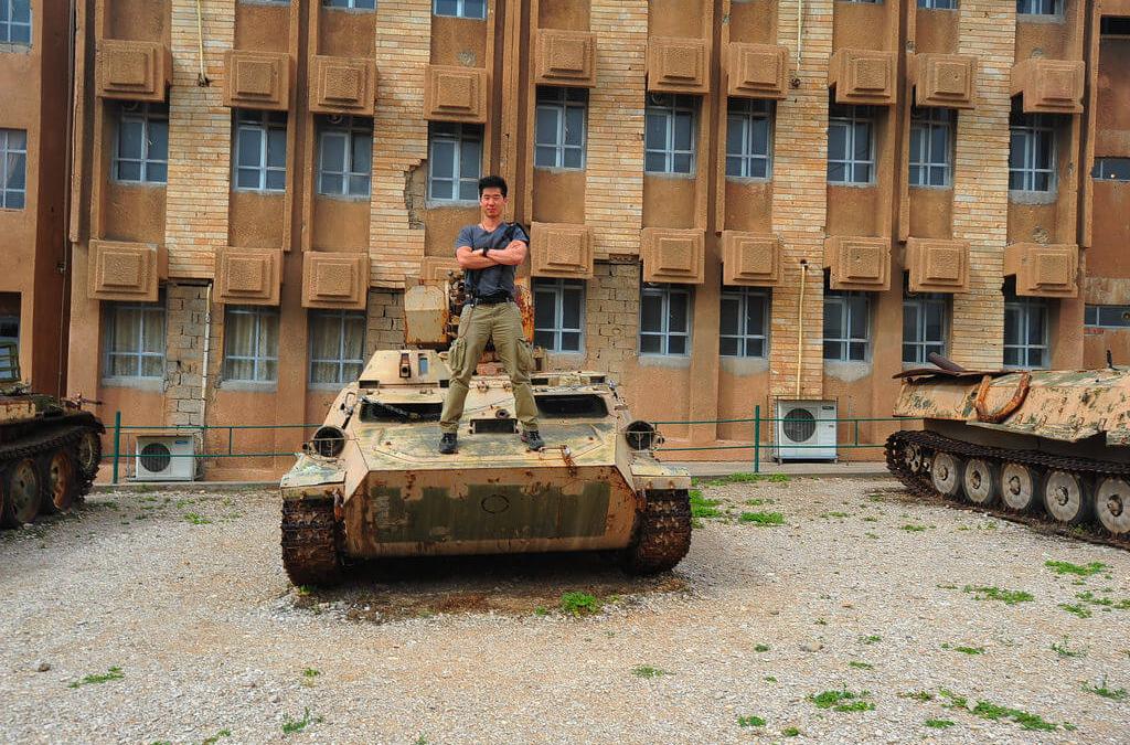 "Sulaymaniyah: ""The Paris Of Iraq"""