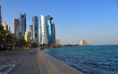 """Doha: Teardrops On My """"Qatar"""""""