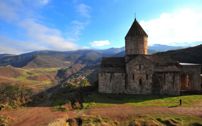 Welcome To Tatev Airways
