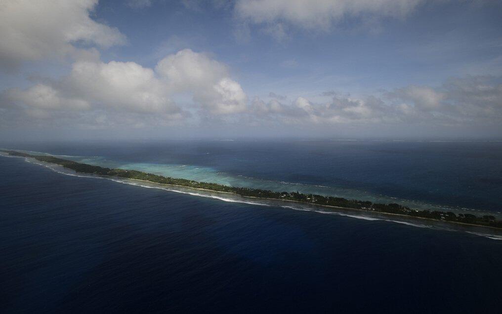The Marshall Islands: Home of Godzilla & Spongebob