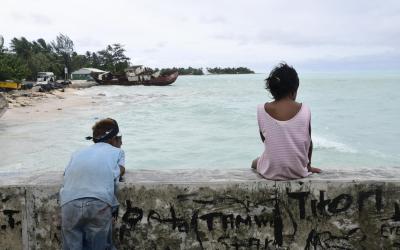 Kiribati: Land Of The First Dawn