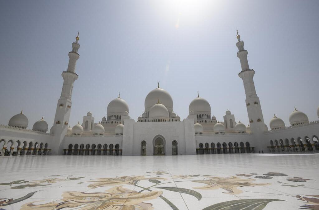 The UAE/Oman Road Trip: Abu Dhabi Doo! Where Are You?