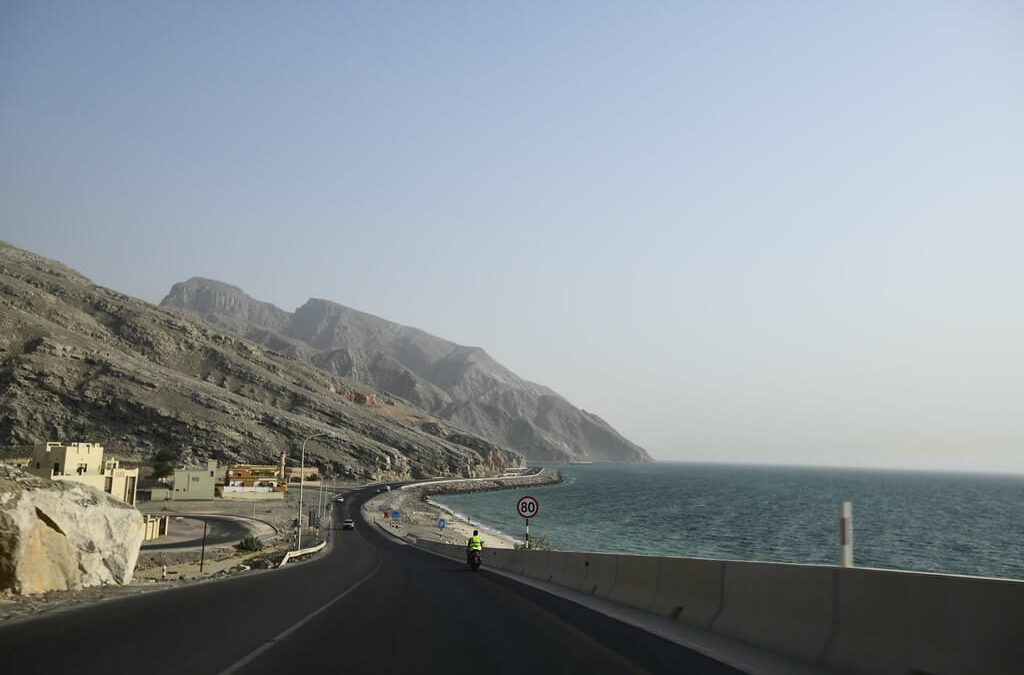 The UAE/Oman Road Trip: Khasab, Musandam Oman