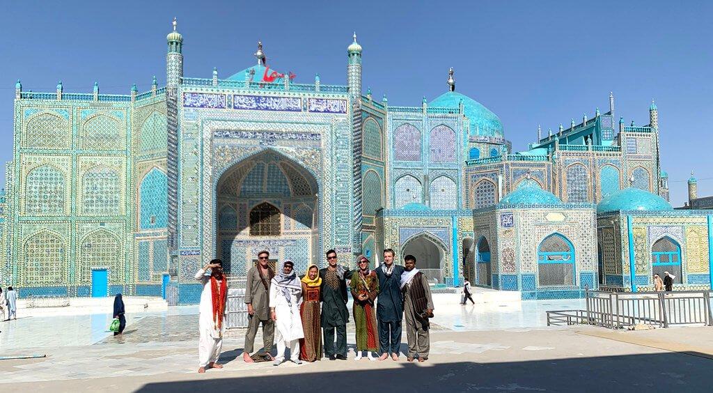 12 Strong: Mazar-e Sharif, Afghanistan