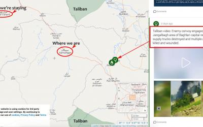 Dodging The Taliban in Samangan