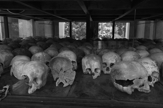 From Royalty To The Killing Fields In Phnom Penh