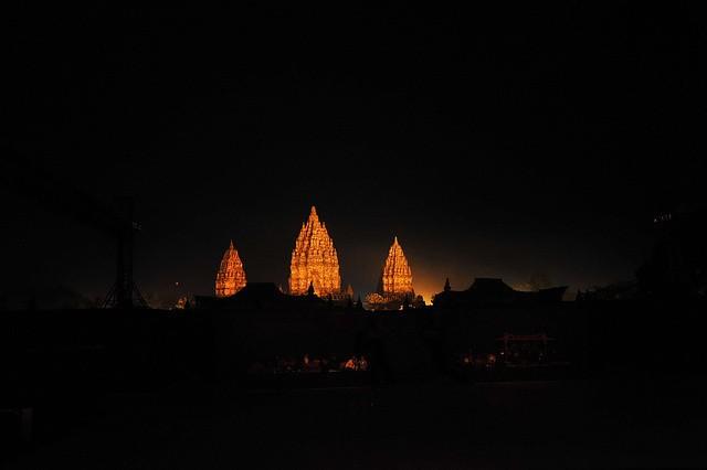 Buddha Vs. Shiva: Borobudur & Prambanan
