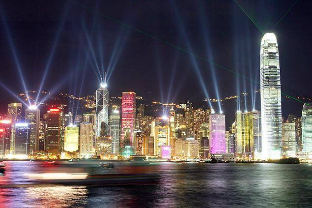 This Weekend: HONG KONG In 24 Hours