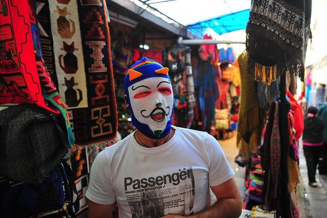 Cruzin' In Cuzco