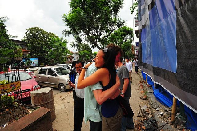 Kavorting About Kathmandu