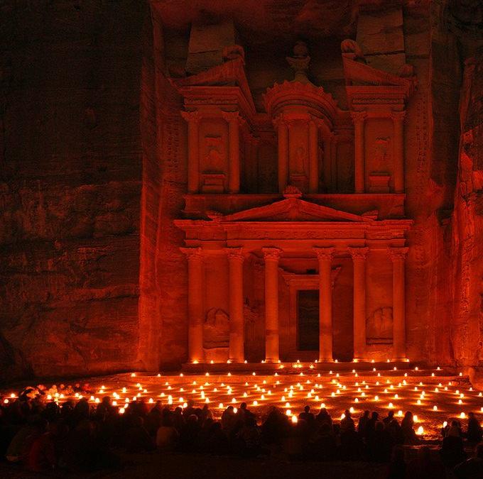 Where Do Dreams Come From? Petra