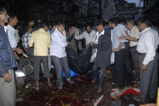 Mumbai Terrorist Attacks