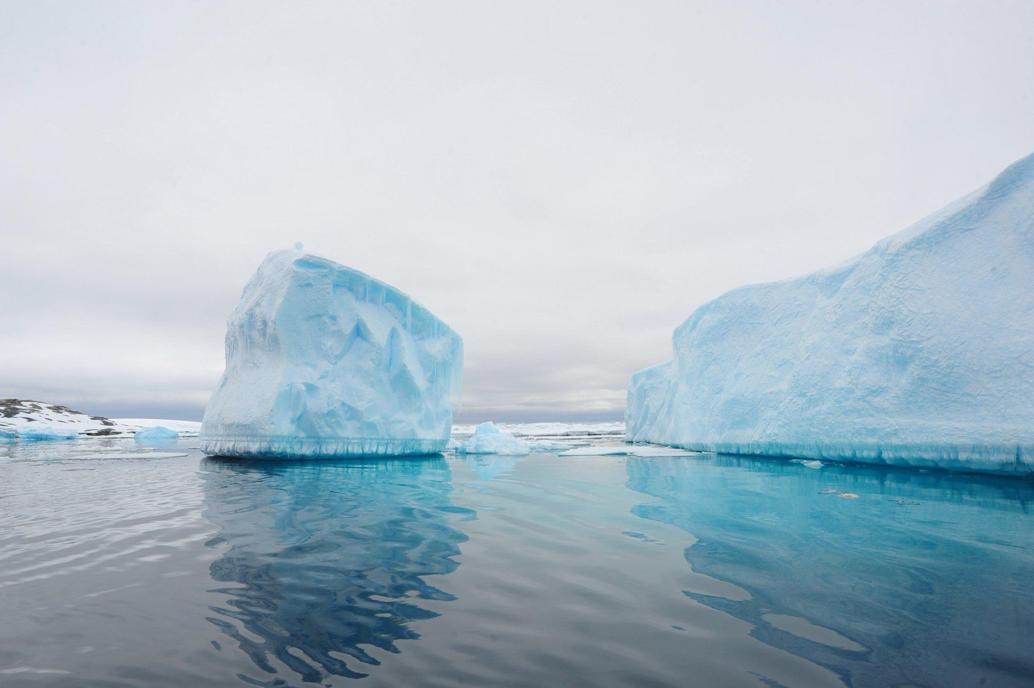 First Landing In Antarctica