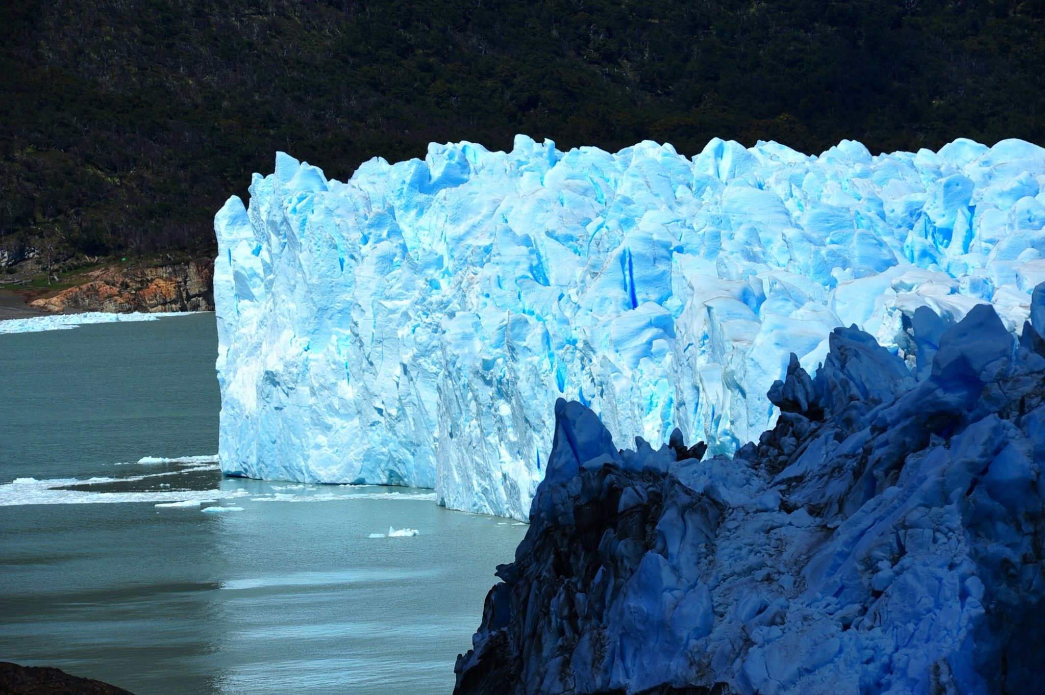 A Glacier For The Gods: El Perito Moreno