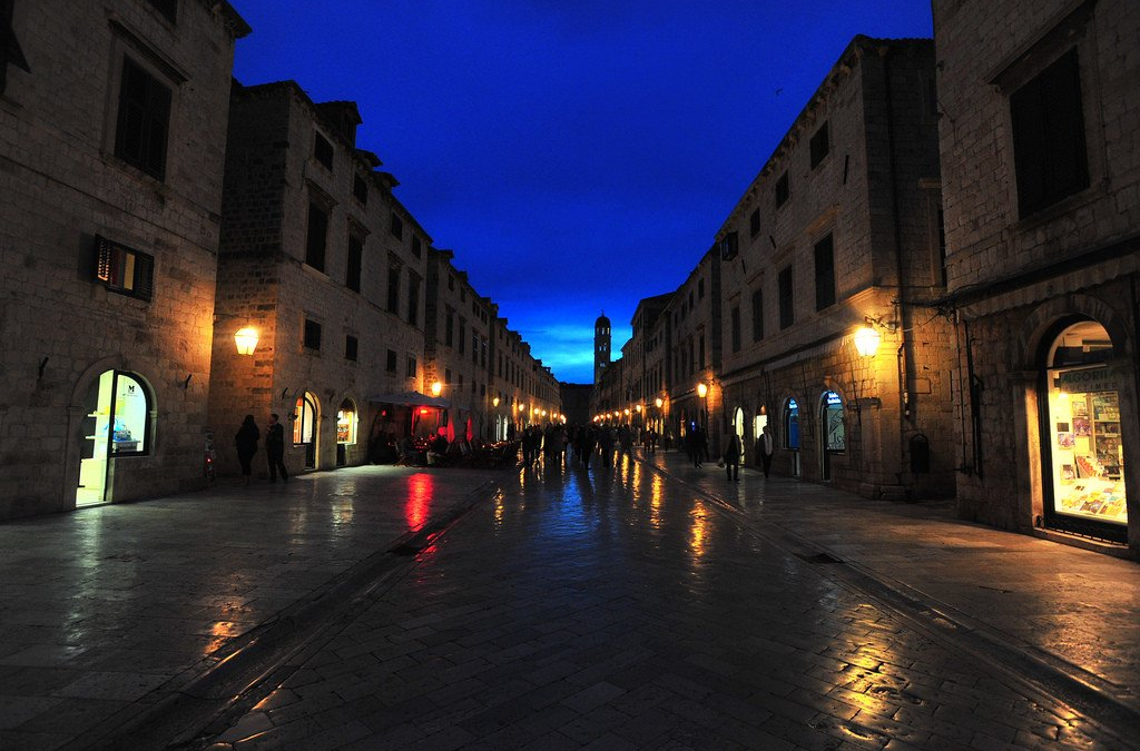 Landing In King's Landing: Dubrovnik