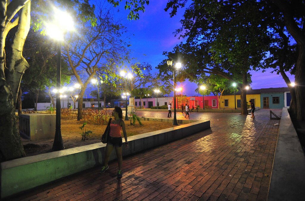 Pause In Ciudad Bolivar