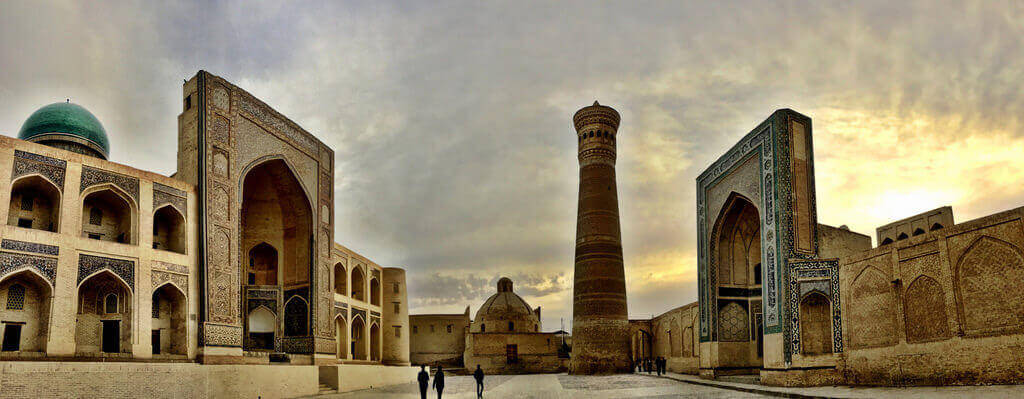 New Year's Eve In Bukhara