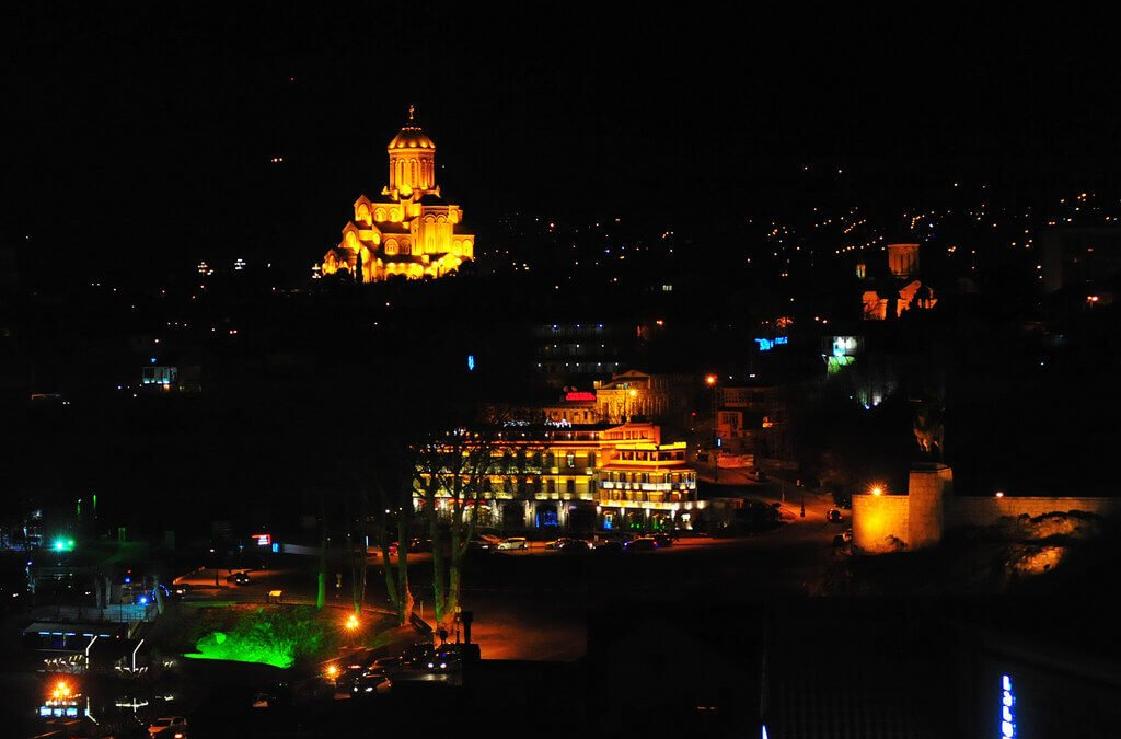 The City On A Hill: Tbilisi