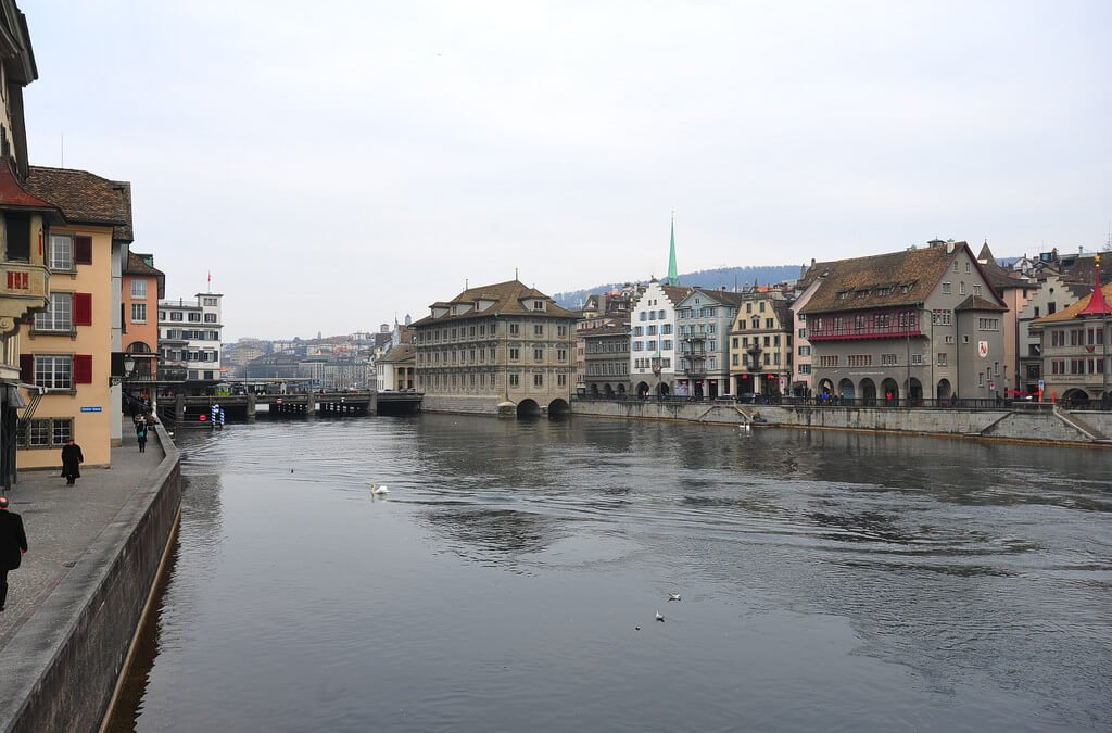 A Few Hours In Zurich