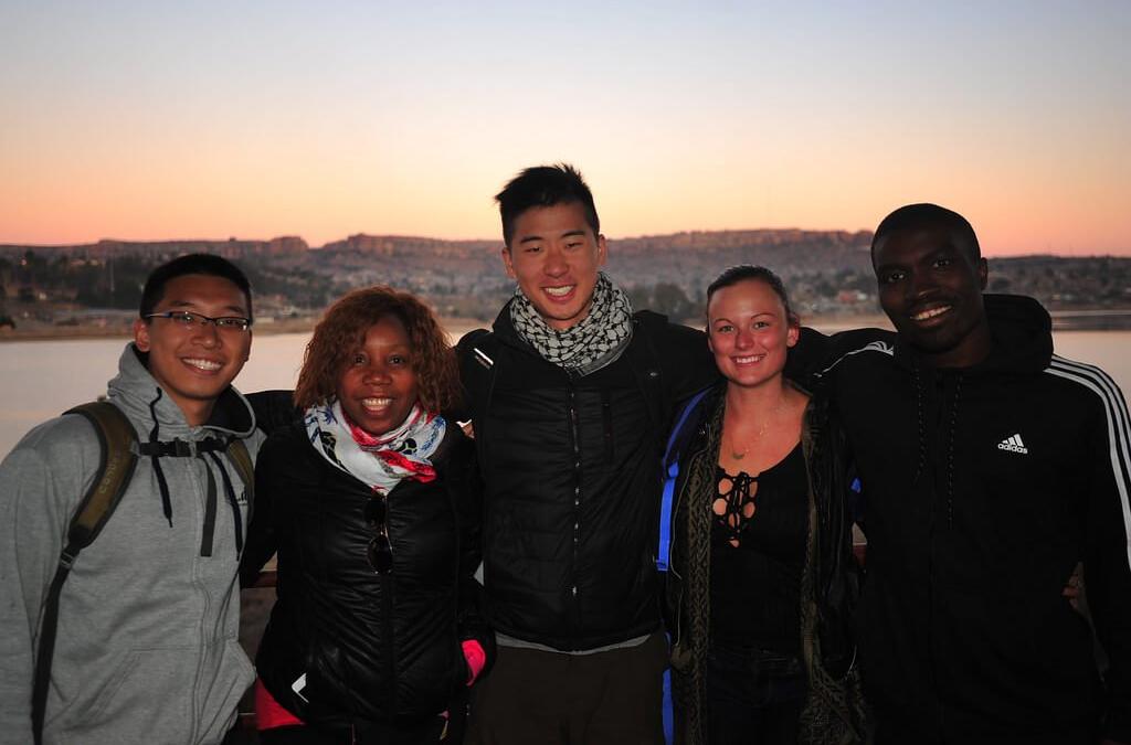 From Swaziland (aka Eswatini) To Lesotho