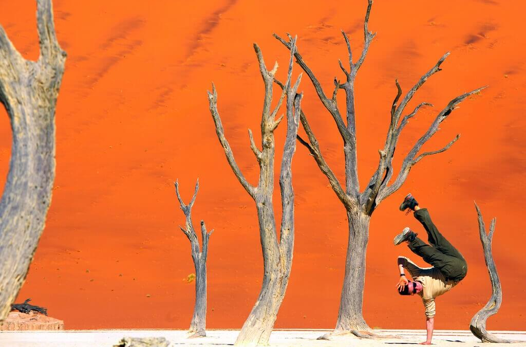 Deadvlei: A Witness To Eternity