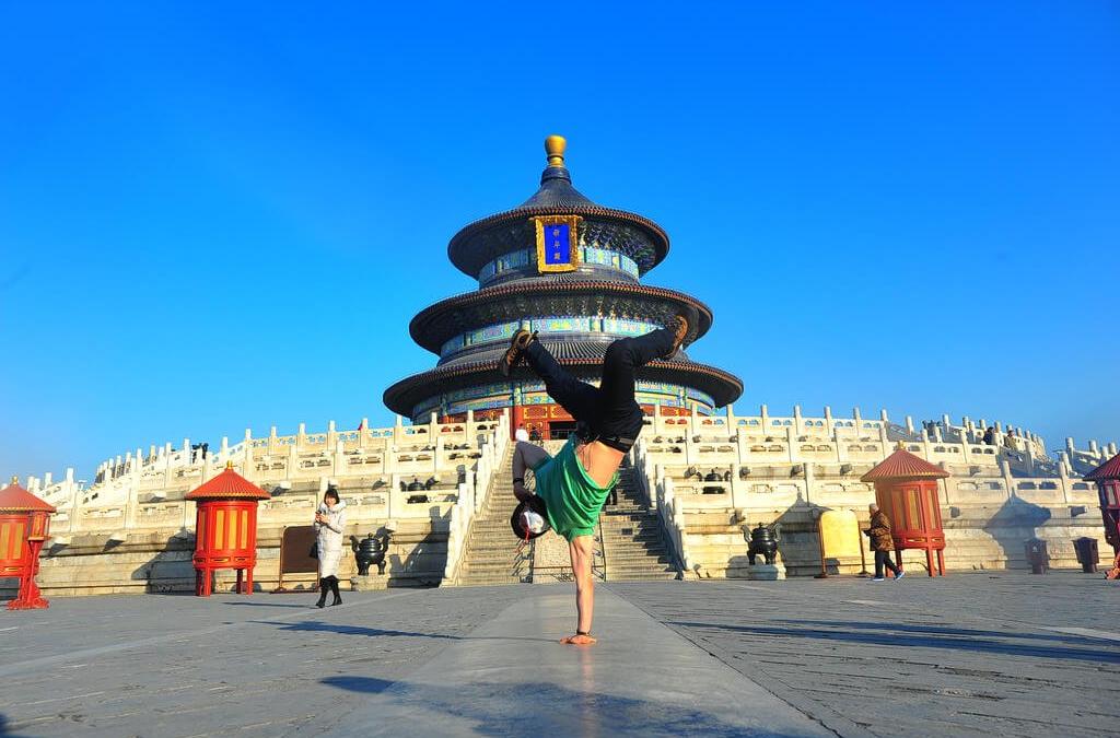 Finishing The Trans-Mongolian: Beijing, China