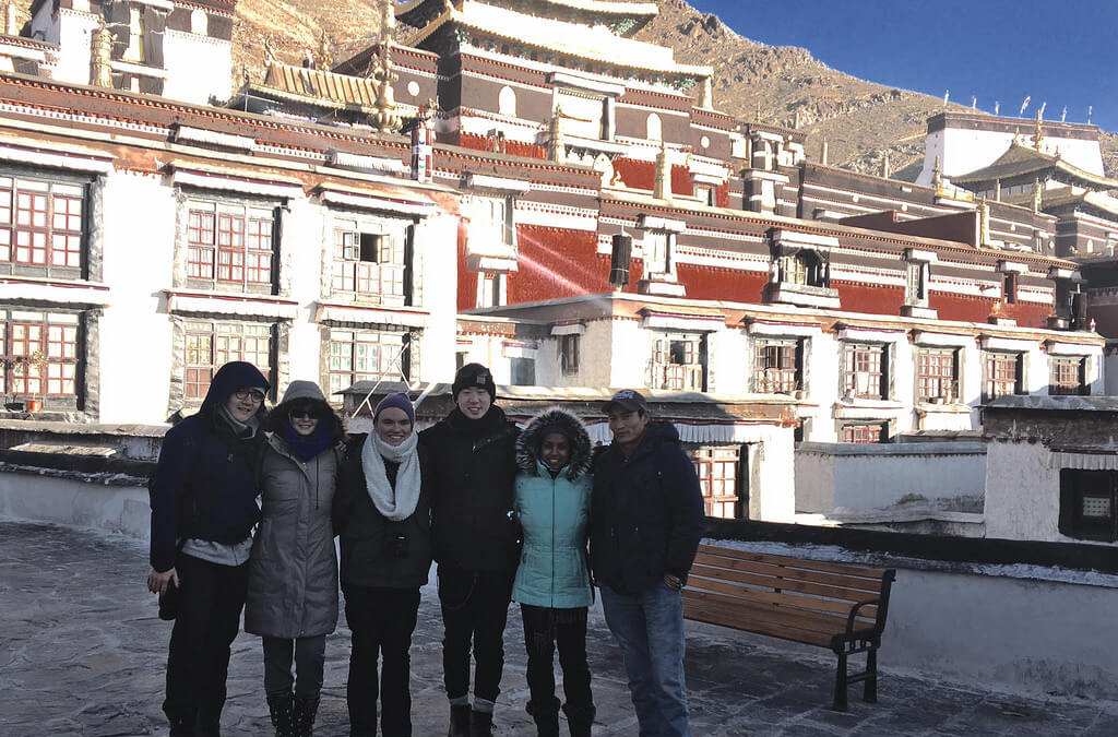"Shouting ""Shigatse!"" At The Roof Of The World; From Tibet To USA Via First/Business Class"