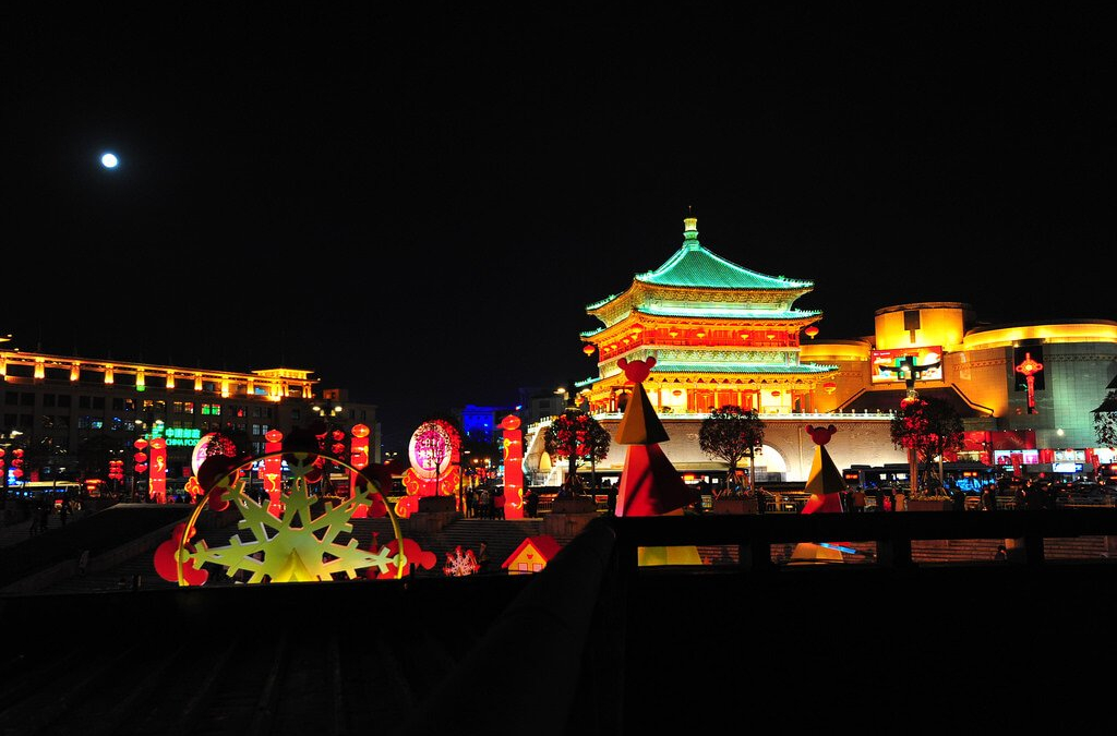 Escape To Xi'an