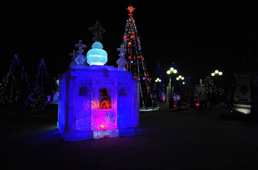 A Christmas Eve In Siberia: Irkutsk & Lake Baikal